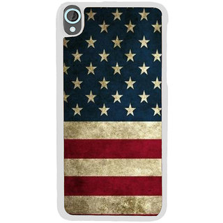 ifasho Country Flag on wooden background Back Case Cover for HTC Desire 820