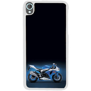 ifasho Bikoholic Sport Bike Back Case Cover for HTC Desire 820