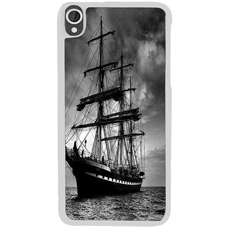 ifasho Ship in See Back Case Cover for HTC Desire 820