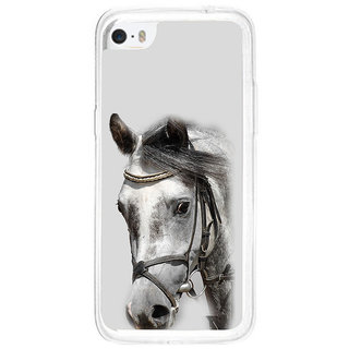 ifasho Designed Painting Horse Back Case Cover for Apple Iphone 5C