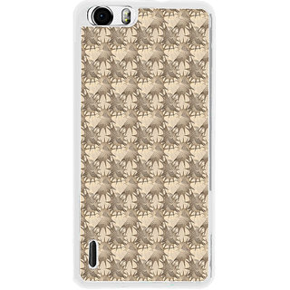 ifasho Modern Art Design animated cloth Pattern of star Back Case Cover for Huawei Honor 6