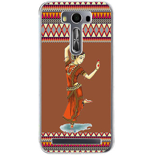 ifasho Odishi dance Back Case Cover for Asus Zenfone Selfie