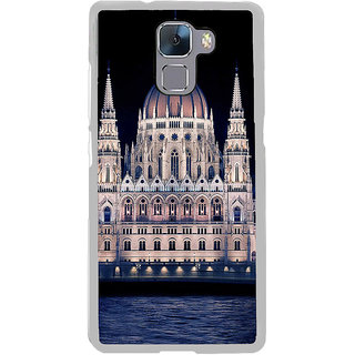 ifasho Victoria palace Back Case Cover for Honor 7