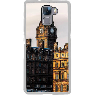 ifasho Historic Place of kolkata Back Case Cover for Honor 7