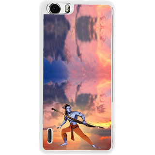 ifasho Lord Rama Back Case Cover for Huawei Honor 6