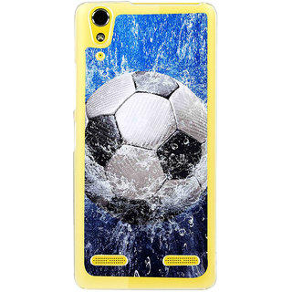 ifasho Foot ball Back Case Cover for LENOVO A6000