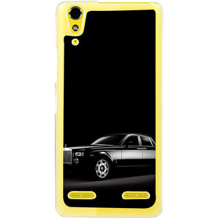 ifasho The Car Back Case Cover for LENOVO A6000