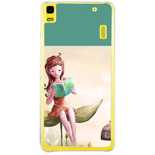 ifasho enjoy the life Back Case Cover for LENOVO A7000