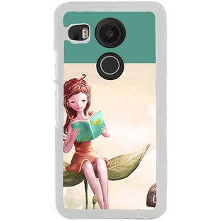 ifasho enjoy the life Back Case Cover for LG Google Nexus 5X