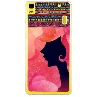 ifasho fashion Girls Back Case Cover for LENOVO A7000