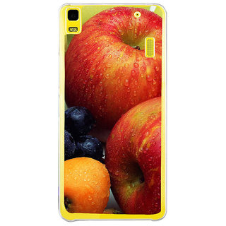 ifasho Fruits pattern Back Case Cover for LENOVO A7000