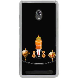 ifasho Tirupati Balaji Back Case Cover for Asus Zenfone 5