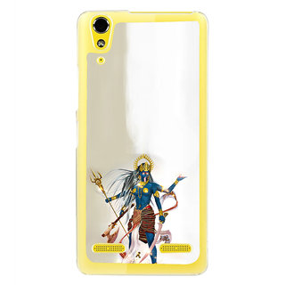 ifasho goddess  maa Kali Ugra tara Back Case Cover for LENOVO A6000
