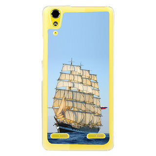 ifasho Ship in See Back Case Cover for LENOVO A6000