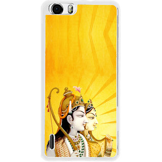 ifasho Lord Rama and sita Back Case Cover for Huawei Honor 6