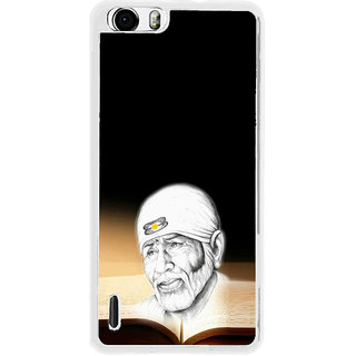 ifasho Sai baba Back Case Cover for Huawei Honor 6