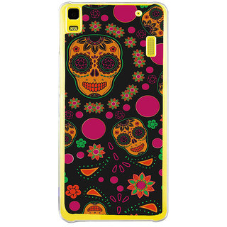 ifasho Animated Pattern Back Case Cover for Lenovo K3 Note
