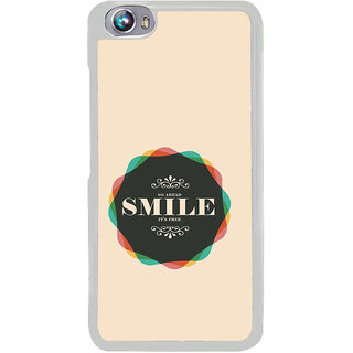 ifasho Nice Quote On beautiful Back Case Cover for Micromax Canvas Fire4 A107
