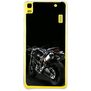 ifasho Sports Bike  Back Case Cover for LENOVO A7000