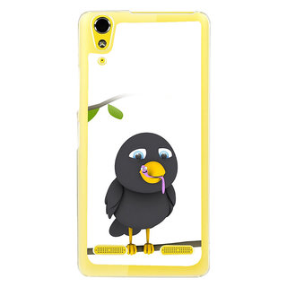 ifasho Bird eating cartoon Back Case Cover for LENOVO A6000