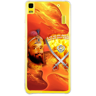 ifasho Sikh Guru Gobind singh Back Case Cover for Lenovo K3 Note