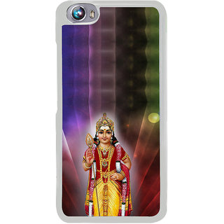 ifasho Lord Ayappa Back Case Cover for Micromax Canvas Fire4 A107