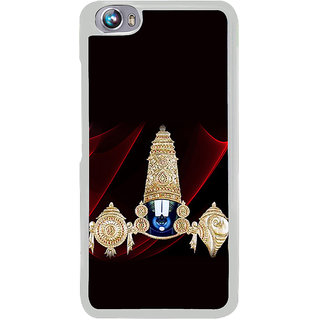ifasho Lord Balaji Back Case Cover for Micromax Canvas Fire4 A107