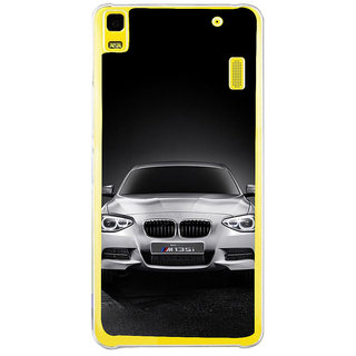 ifasho Cool Car Back Case Cover for Lenovo K3 Note