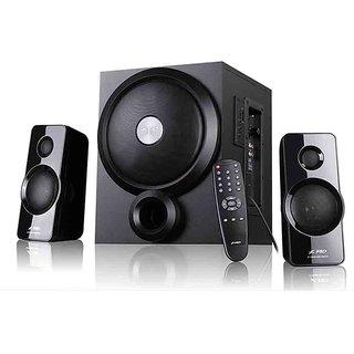 FD A350U 2.1 Multimedia Speakers - Black