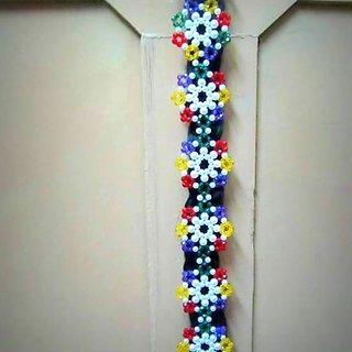 Flower Design Pearl Braid/Muthyala Jada