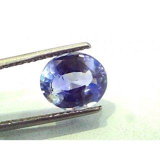MARKA GEMS 4.33 Ct Natural Ceylon Blue Sapphire (NEELAM)