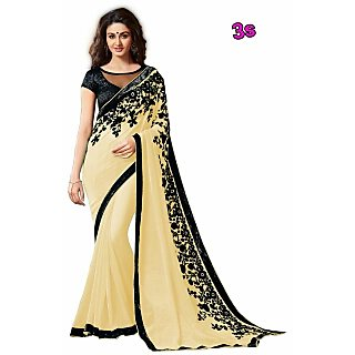 ceed2a5144 Buy designer sarees Online @ ₹899 from ShopClues