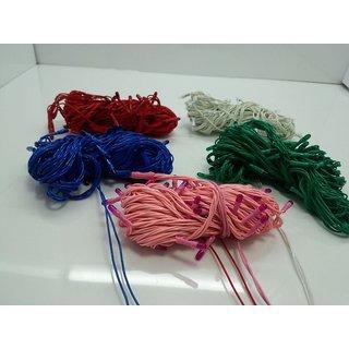 Zivaha 10m Rice Led Diwali light Red Blue White Pink Green Rice Light 3wire1.2mm