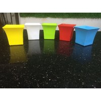 MALHOTRA PLASTIC ORION POT SET OF 5 PCS