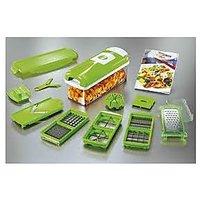 Multiutility Multi Chopper Vegetable Cutter Fruit Slicer Peeler Dicer