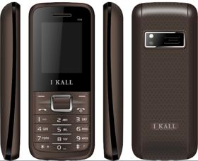I KALL  1.8 Inch DUAL SIM MULTIMEDIA PHONE  K88 (No Ear