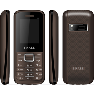 I KALL  1.8 Inch DUAL SIM MULTIMEDIA PHONE  K88 (No Earphones)