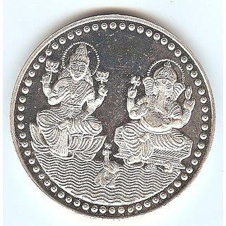 100 Gram Pure 999 BIS Hallmarked Silver Coin