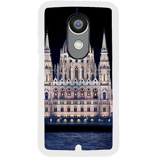 ifasho Victoria palace Back Case Cover for Moto X2