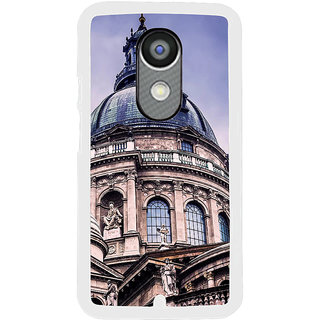 ifasho Historic Place Back Case Cover for Moto X2