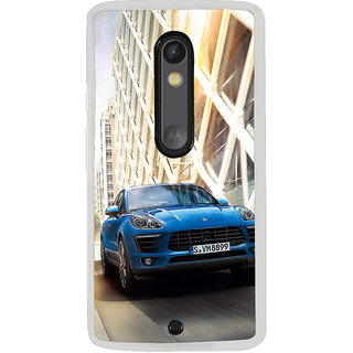 ifasho Car In Mexico City Back Case Cover for Moto G3