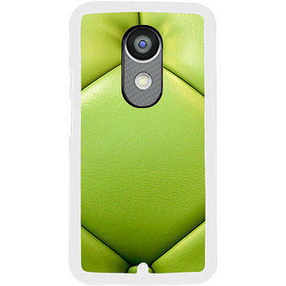 ifasho leather pattern sofa style Back Case Cover for Moto X2