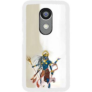 ifasho goddess  maa Kali Ugra tara Back Case Cover for Moto X2