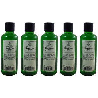 KHADI HERBAL NEEM SAT SHAMPOO GRAMODYOG  5 Shampoo