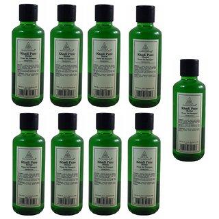 KHADI HERBAL NEEM SAT SHAMPOO GRAMODYOG  9 Shampoo
