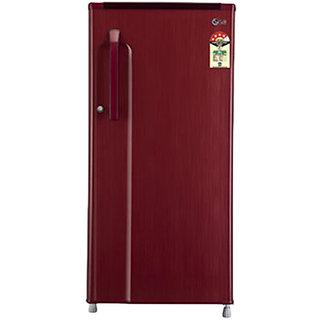 4051a64a5 Buy LG 190 Ltr GL-205KMG4 Direct Cool Single Door Refrigerator Sparkle Red  Online- Shopclues.com