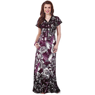 697cd653c1 Buy Life Partner Women s Printed Nighty Online   ₹699 from ShopClues