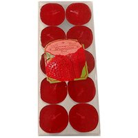 Pack Of 10PCS Tea Light Scented Candles For Diwali,Deco