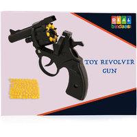 DealBindaas Revolver Toy Gun With 100 BB Shots-WS