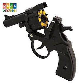 Deal Bindaas Revolver Gun Toy With 100 BB Shots